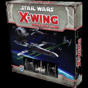 Star Wars X-wing: piros alapdoboz (eng) - /EV/