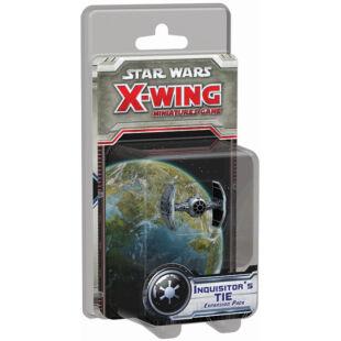 Star Wars X-wing: Inquisitor's TIE kiegészítő (eng) - /EV/