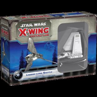 Star Wars X-wing: Lambda-class Shuttle kiegészítő (eng)