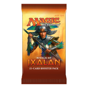 Magic The Gathering: Rivals of Ixalan - Booster pack - /EV/