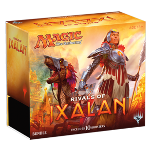 Magic The Gathering: Rivals Of Ixalan - Bundle - /EV/