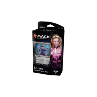 Magic The Gathering: Core 19 Planeswalker deck (Liliana) - /EV/