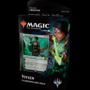 Magic The Gathering: Core 19 Planeswalker deck (Vivien)