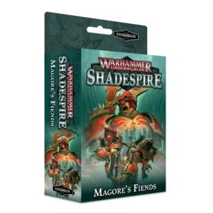 Warhammer Underworld: Shadespire: Magore's Fiends kiegészítő