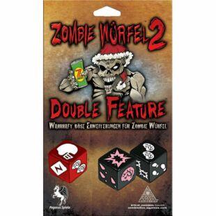 Zombie Würfel (Zombie Dice, Zombi kocka) Double Feature kiegészítő (eng)