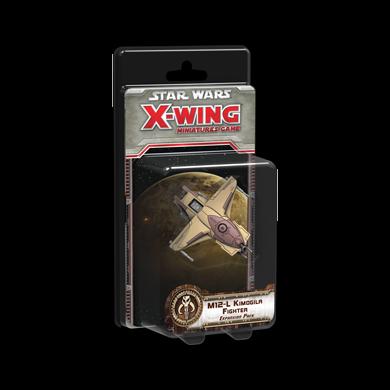 Star Wars X-wing: M12-L Kimoglia kiegészítő (eng)