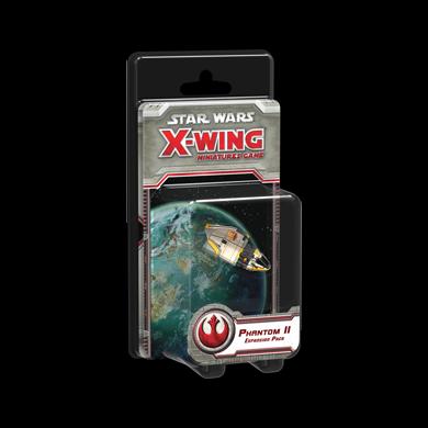 Star Wars X-wing: Phantom II. kiegészítő (eng)