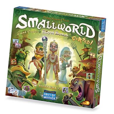 Small World - Cursed