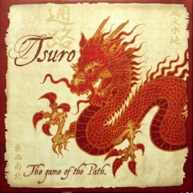 Tsuro:The game of the path