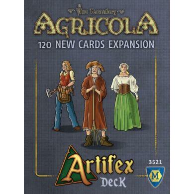 Agricola Artifex deck (eng)