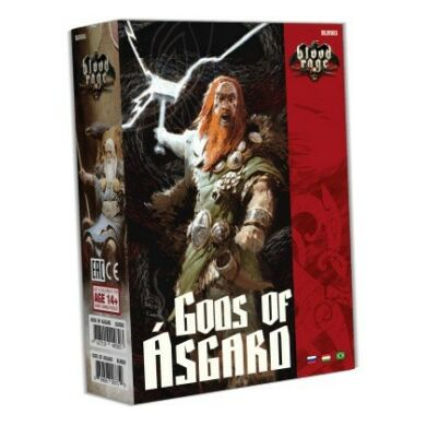 Blood rage - Asgard istenei kiegészítő