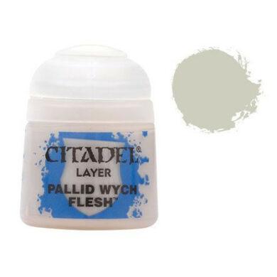 Citadel festék: Layer - Pallid Wych Flesh