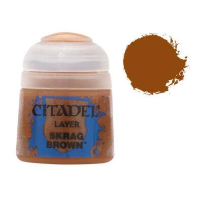 Citadel festék: Layer - Skrag brown