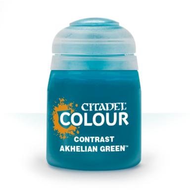 Citadel festék: Contrast - Akhelian Green