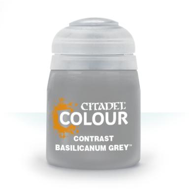 Citadel festék: Contrast - Basilicanum Grey