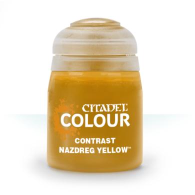 Citadel festék: Contrast - Nazdreg Yellow