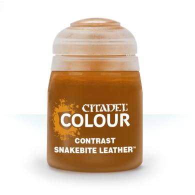 Citadel festék: Contrast - Snakebite Leather