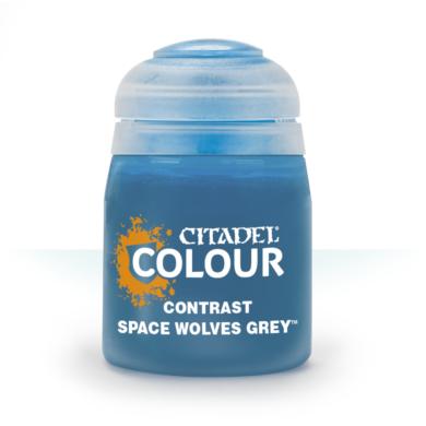 Citadel festék: Contrast - Space Wolves Grey