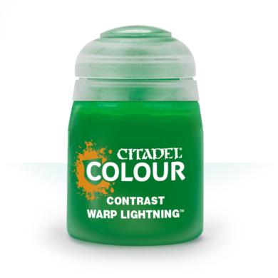 Citadel festék: Contrast - Warp Lightning