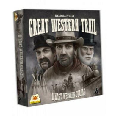 Great Western Trail - A nagy western utazás