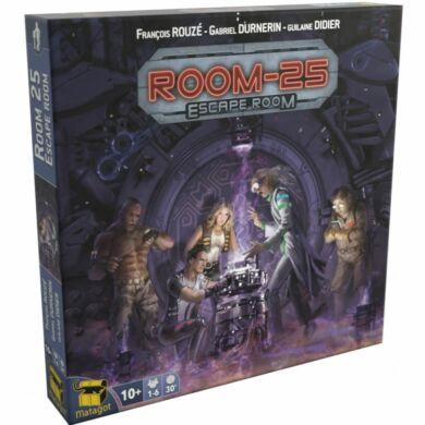 Room-25 Escape room kiegészítő
