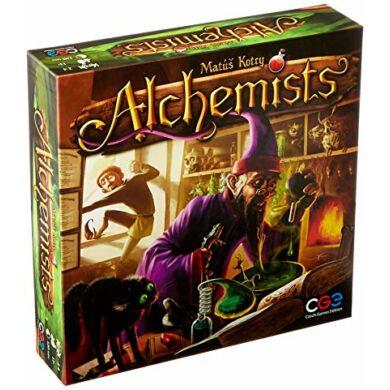 Alchemists (eng)