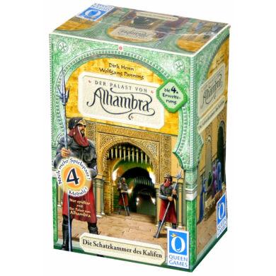 Alhambra - A kalifa kincstára 4. kiegészítés