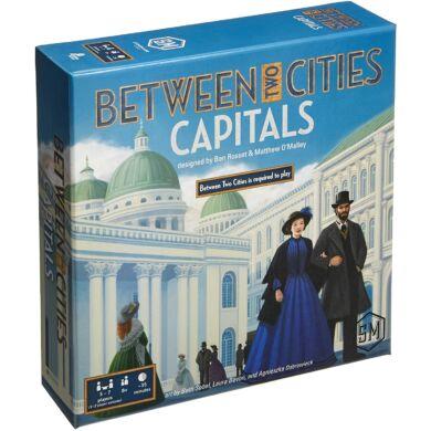 Between two Cities - Capitals kiegészítő (eng) /EV/