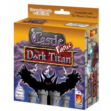 Castle Panic - The Dark Titan kiegészítő