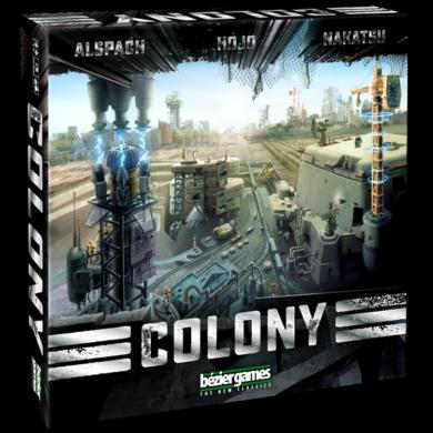 Colony (eng) - /EV/