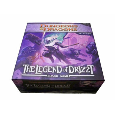 Dungeons & Dragons - The legend of drizzt (eng)