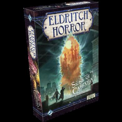 Eldritch Horror - Signs of Carcosa kiegészítő (eng)
