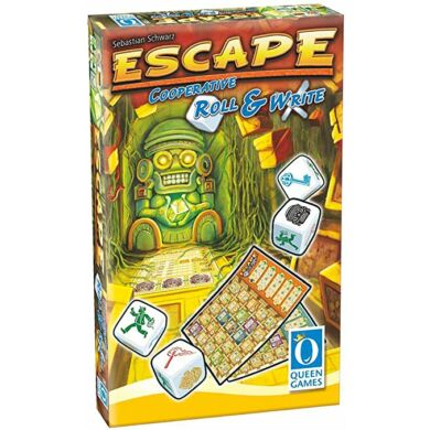 Escape - Roll & Write (eng)