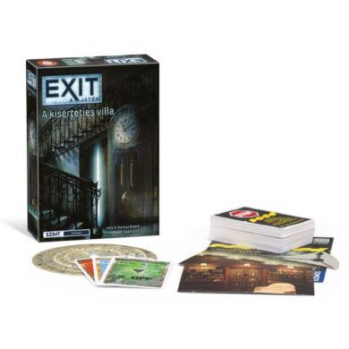 EXIT - A kísérteties villa
