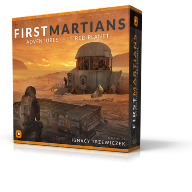 First Martians: Adventures on the Red Planet (eng) - /EV/