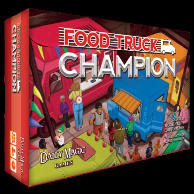 Food Truck Champion (eng) - /EV/