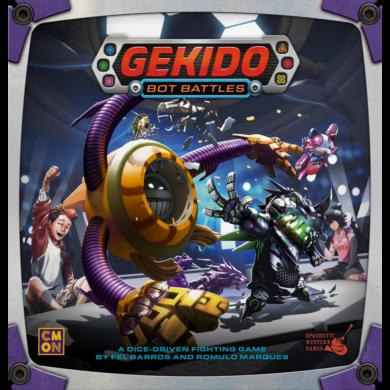 Gekido Bot Battles (eng) - /EV/