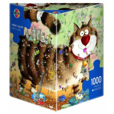 HEYE Puzzle - Cat's life