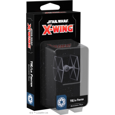 Star Wars X-Wing: TIE/ln Fighter Expansion Pack