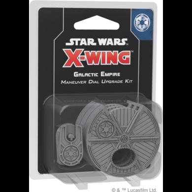 Star Wars X-Wing: Galactic Empire Maneuver Dial Upgrade Kit