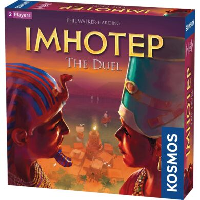 Imhotep - The duel (eng)