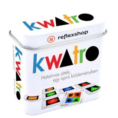 Kwatro társasjáték - bontott társasjáték