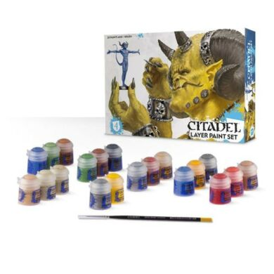 Citadel festék: Layer Paint Set