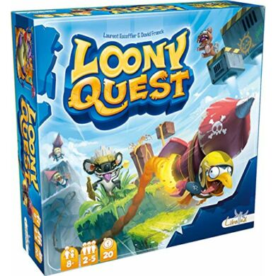 Firkaland (Loony Quest) (eng)