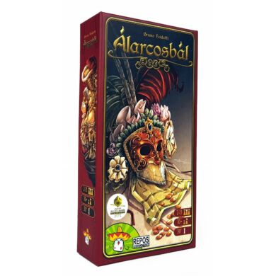 Álarcosbál - Mascarade