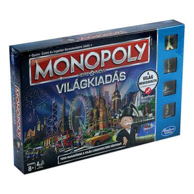 Monopoly Itt és Most Világkiadás