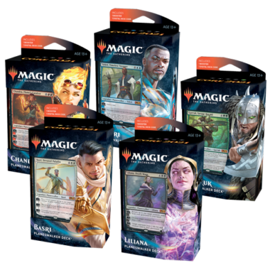 Magic The Gathering: Core 21 - Planeswalker Deck (eng) /EV/