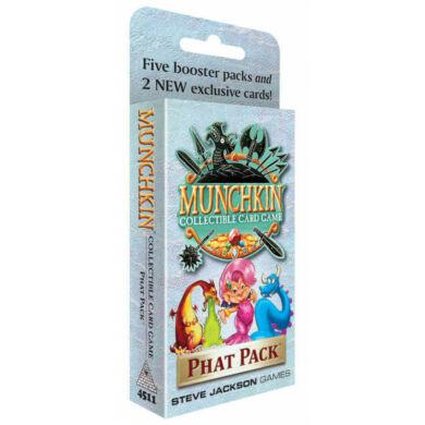 Munchkin CCG Phat pack (eng)