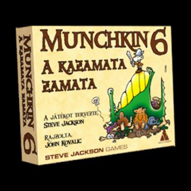 Munchkin 6 - Kazamata zamata