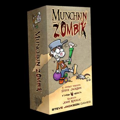 Munchkin 1 - Alap játék